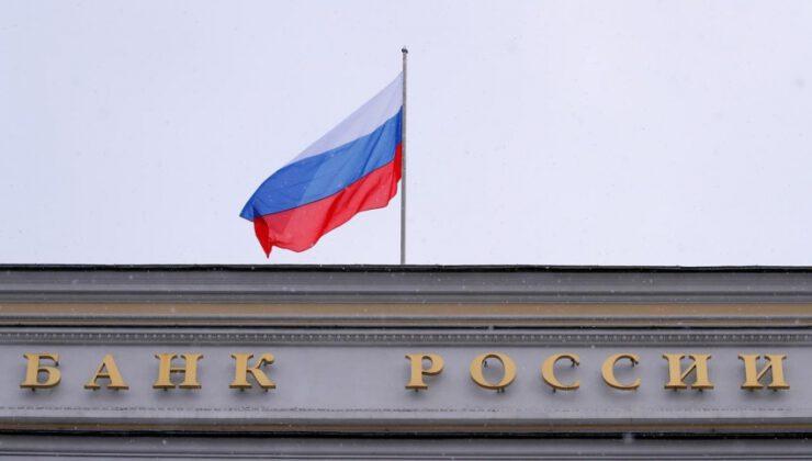 Rusya Merkez Bankası'ndan bir ilk!