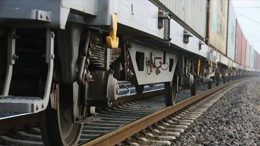 Rusya'ya gidecek ilk ihracat blok treni yarın Ankara'dan yola çıkacak