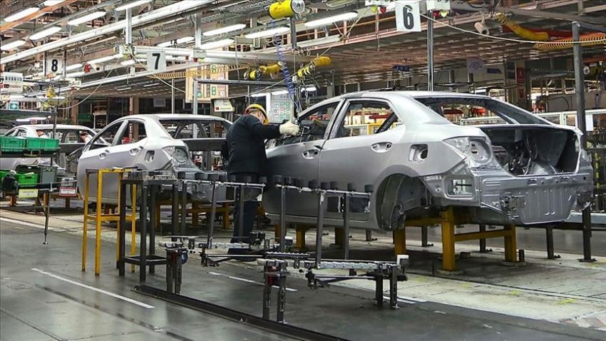 Sakarya'dan 11 ayda 4 milyar dolarlık otomotiv ihracatı