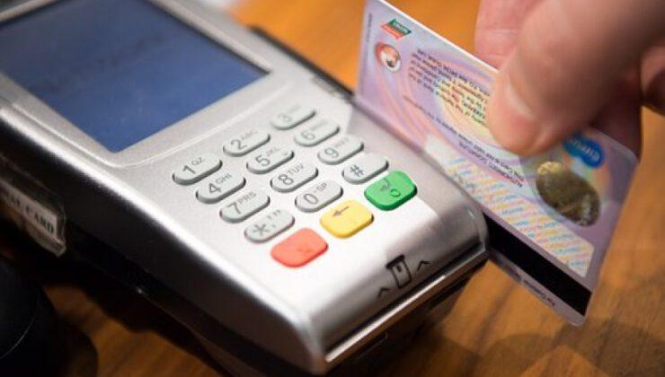 Salgın yılında kartlı harcamalar ilk kez 1 trilyon lirayı geçti
