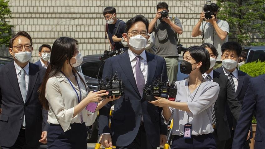 Samsung'un 2 numarasına hapis