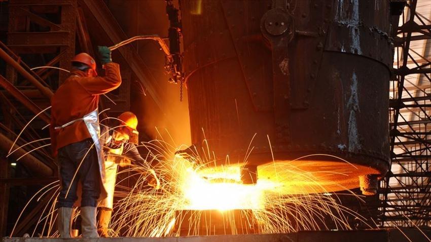 Sanayi sektörü ekimde aylık ihracat rekoru kırdı