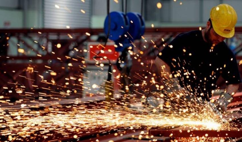 Sanayi üretimi ocakta yıllık yüzde 7,9 arttı