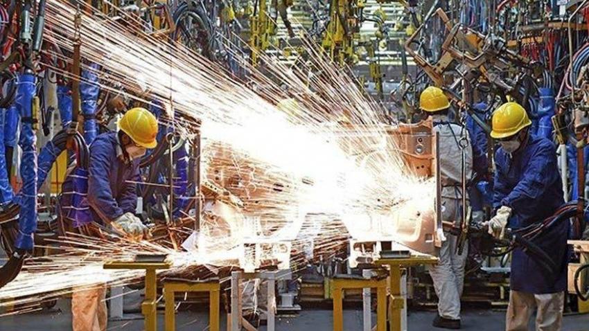 Sanayide kapasite kullanımı artmaya devam ediyor