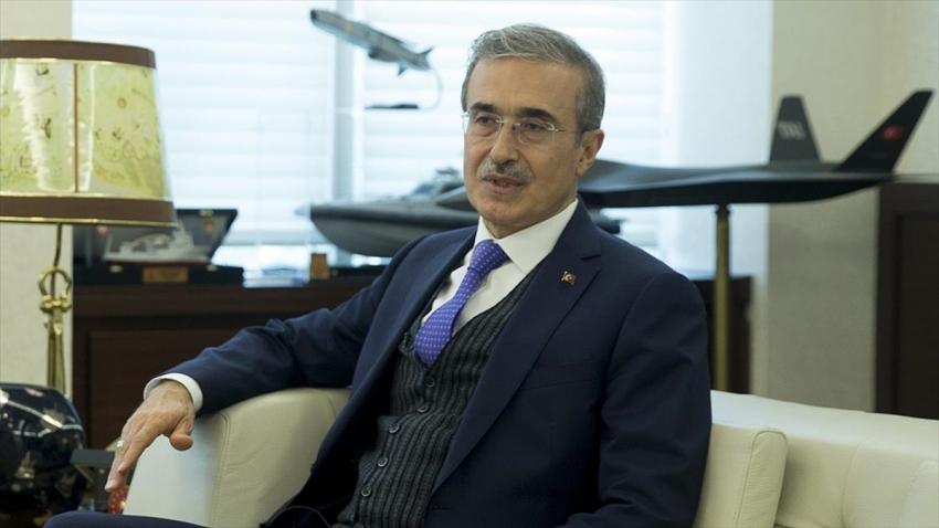 Savunma sanayimiz bütün tecrübe, teknoloji ve kabiliyetleriyle her zaman Azerbaycan'ın emrindedir'
