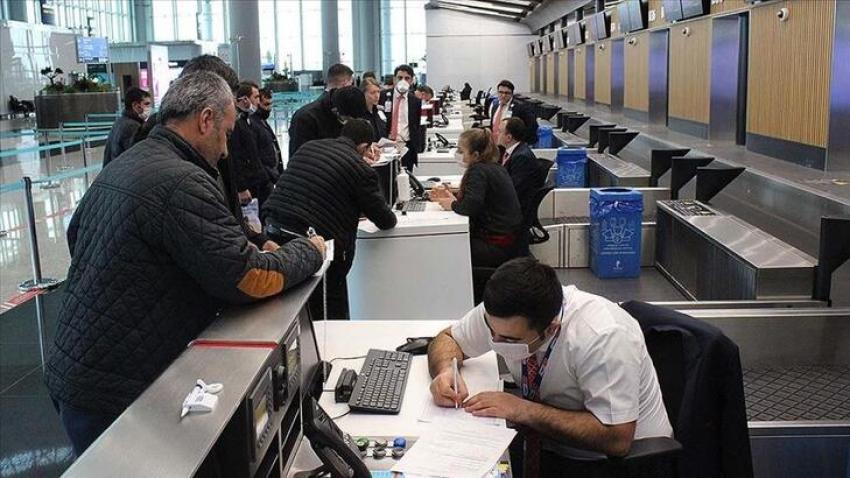 Seyahat izin belgesi e-Devlet'ten alınacak!