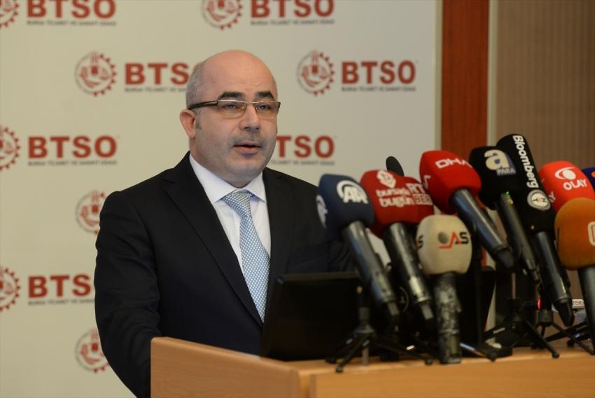 TCMB Başkanı Uysal Bursa'da konuştu