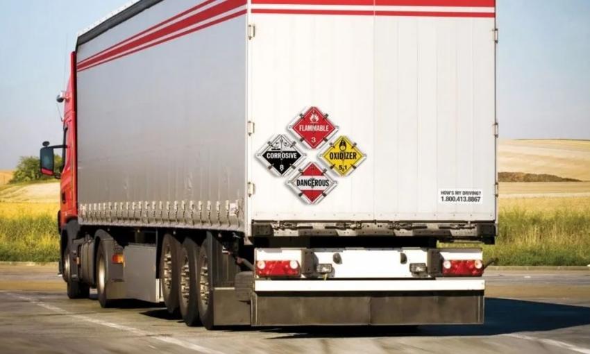 Tehlikeli madde taşımacılığına düzenleme