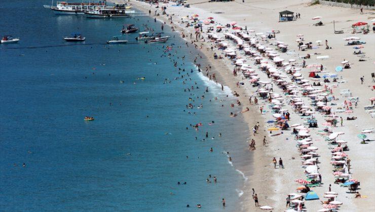 Temmuzda otel doluluk oranı yüzde 31,4 olarak gerçekleşti