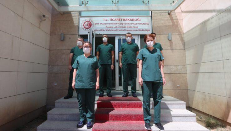 """Ticaret Bakanlığı'nın ilk """"Kriminal Laboratuvarı"""" hizmete hazır"""