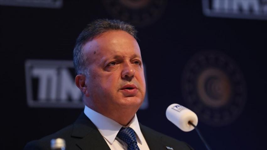 TİM Başkanı Gülle'den ihracatta rekor açıklaması