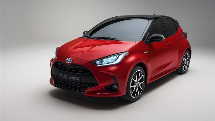 Toyota Yaris'ten üretim başarısı