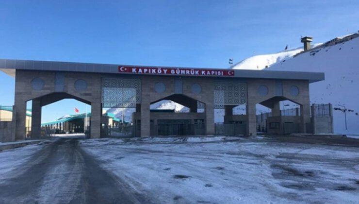 Tüccarlar Kapıköy Sınır Kapısı'nın açılmasını istedi