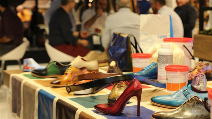 Türk ayakkabı sektörü rakip ülkelerin dikkatini çekiyor