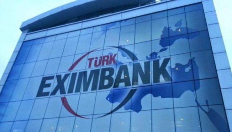 Türk Eximbank yılbaşından itibaren…
