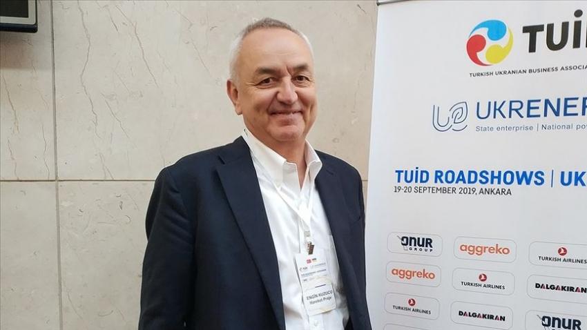 Türk girişimciden Ukrayna'da 'rüzgar' yatırımı