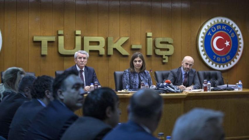 Türk-İş, TÜİK'in asgari geçim tutarını değerlendirdi: