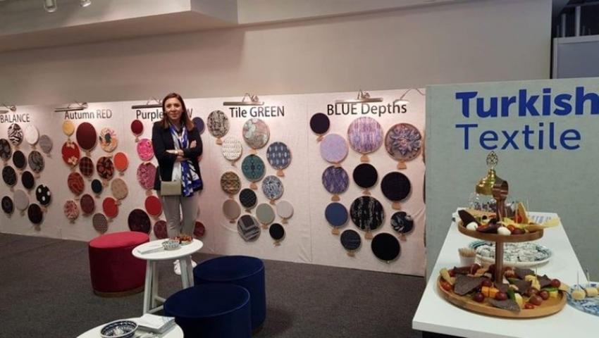 Türk tekstil firmaları ABD'de ürünlerini tanıttı