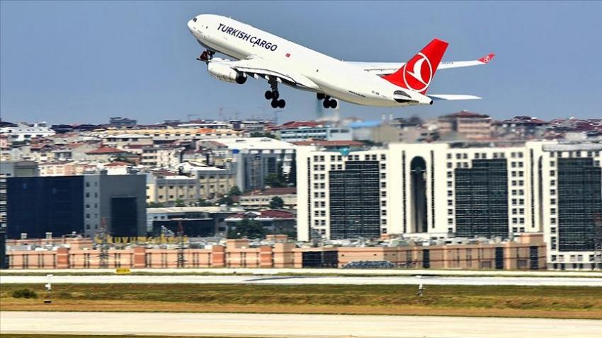 Turkish Cargo'dan iki yeni sefer
