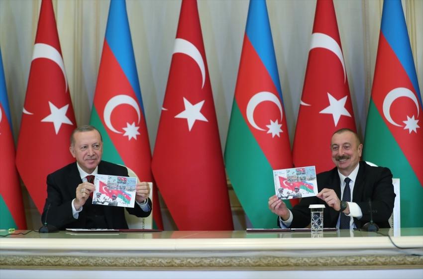 Türkiye Azerbaycan arasında kimlikle seyahat dönemi