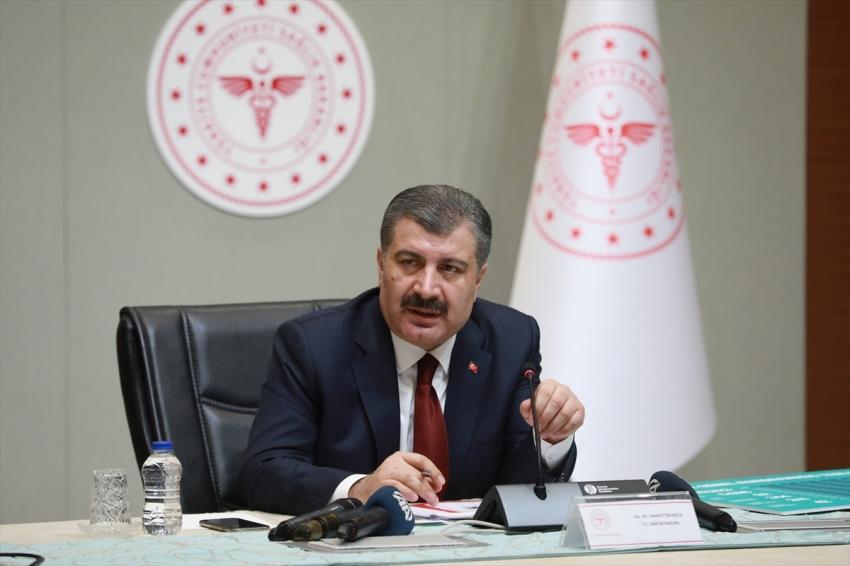 Türkiye'de koronavirüsten can kaybı 108 oldu