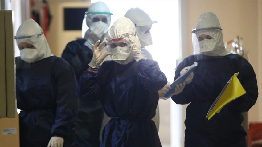 Türkiye'de koronavirüsten can kaybı 12 bin 358 oldu