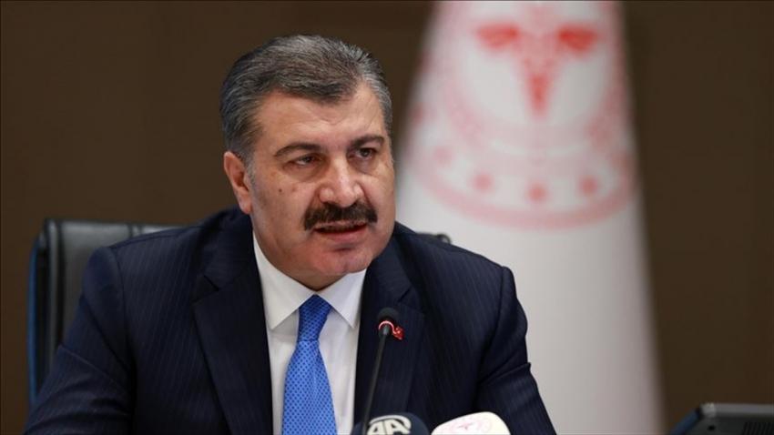 Türkiye'de koronavirüsten can kaybı 13 bin 191 oldu