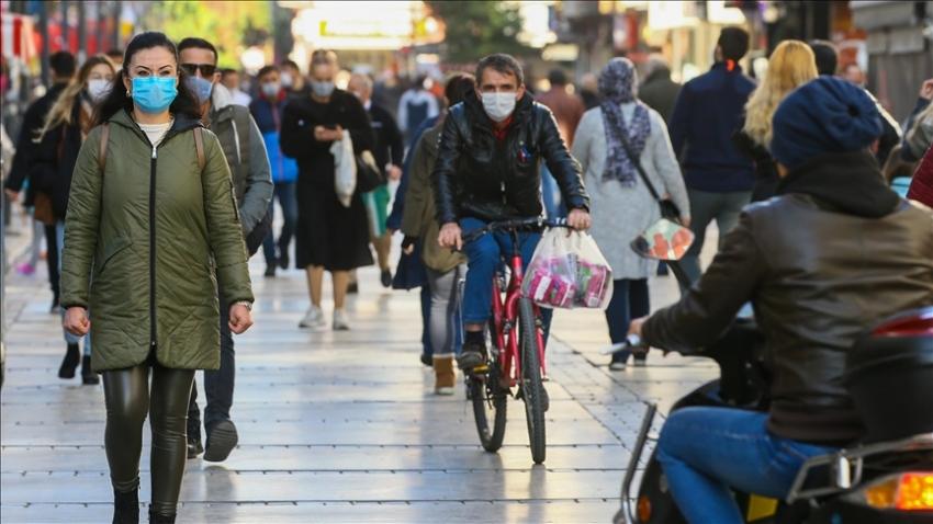 Türkiye'de koronavirüsten can kaybı 13 bin 746 oldu