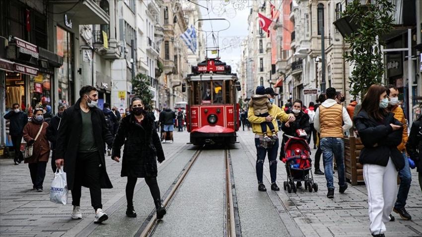 Türkiye'de koronavirüsten can kaybı 14 bin 129 oldu