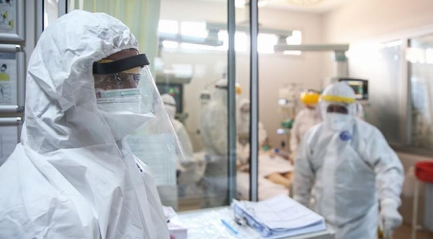 Türkiye'de koronavirüsten can kaybı 14 bin 705  oldu