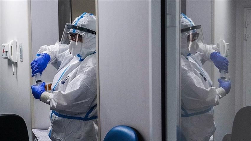 Türkiye'de koronavirüsten can kaybı 15 bin 531 oldu