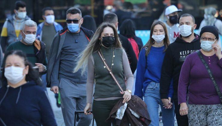 Türkiye'de koronavirüsten can kaybı 15 bin 977 oldu