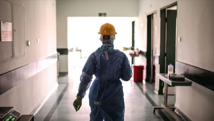 Türkiye'de koronavirüsten can kaybı 17 bin 121 oldu