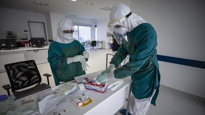Türkiye'de koronavirüsten can kaybı 17 bin 610 oldu