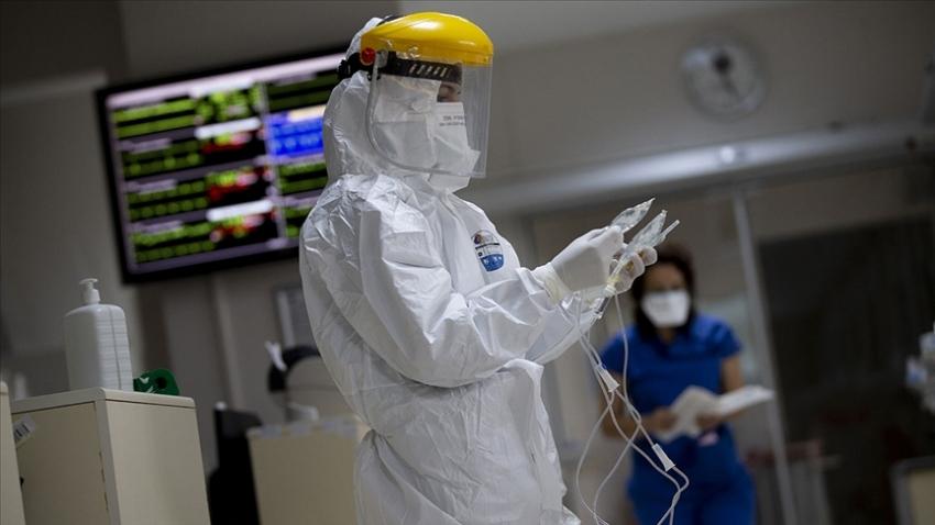 Türkiye'de koronavirüsten can kaybı 18 bin 602 oldu