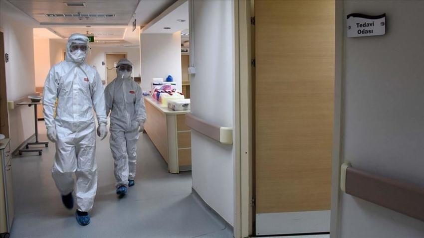 Türkiye'de koronavirüsten can kaybı 23 bin 325 oldu