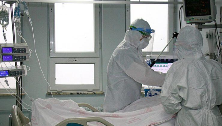 Türkiye'de koronavirüsten can kaybı 24 bin 328 oldu