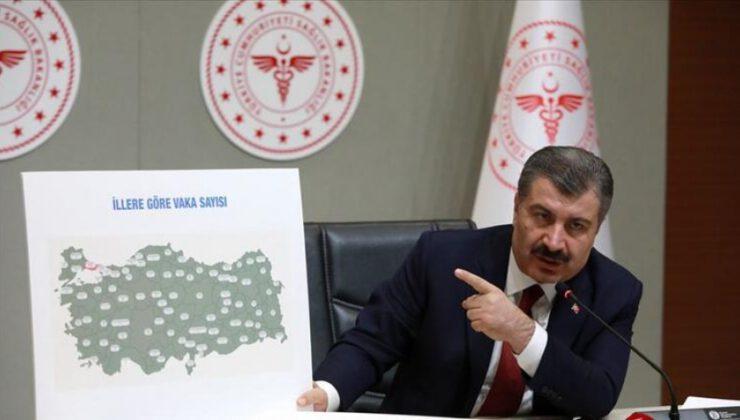 Türkiye'de koronavirüsten can kaybı 24 bin 789 oldu