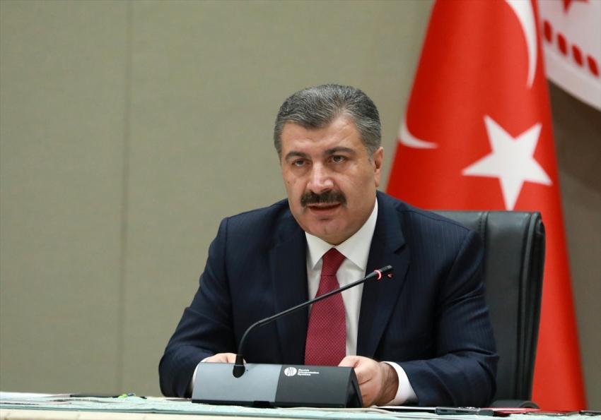 Türkiye'de koronavirüsten can kaybı 37 oldu