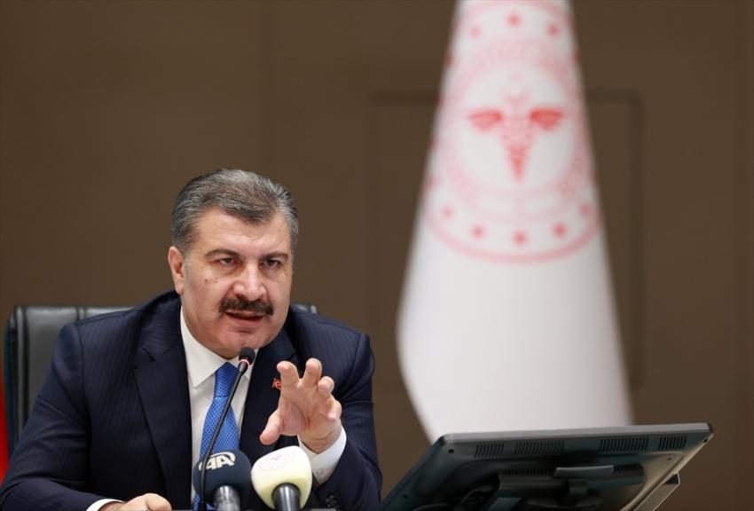 Türkiye'de koronavirüsten can kaybı 5 bin 115 oldu