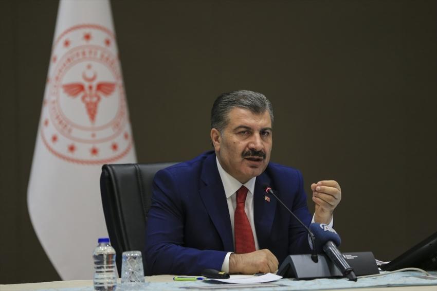 Türkiye'de koronavirüsten can kaybı 5 bin 206  oldu