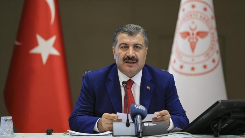 Türkiye'de koronavirüsten can kaybı 5 bin 260 oldu