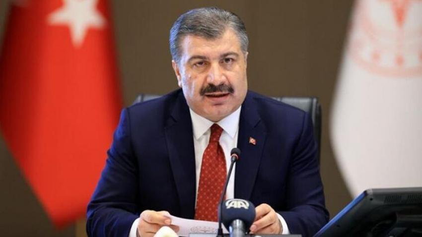 Türkiye'de koronavirüsten can kaybı 5 bin 282 oldu