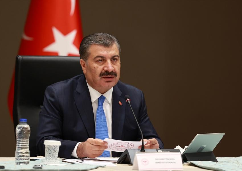 Türkiye'de koronavirüsten can kaybı 5 bin 300 oldu