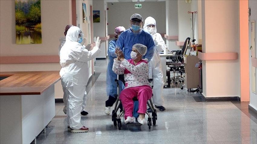 Türkiye'de koronavirüsten can kaybı 5 bin 363 oldu