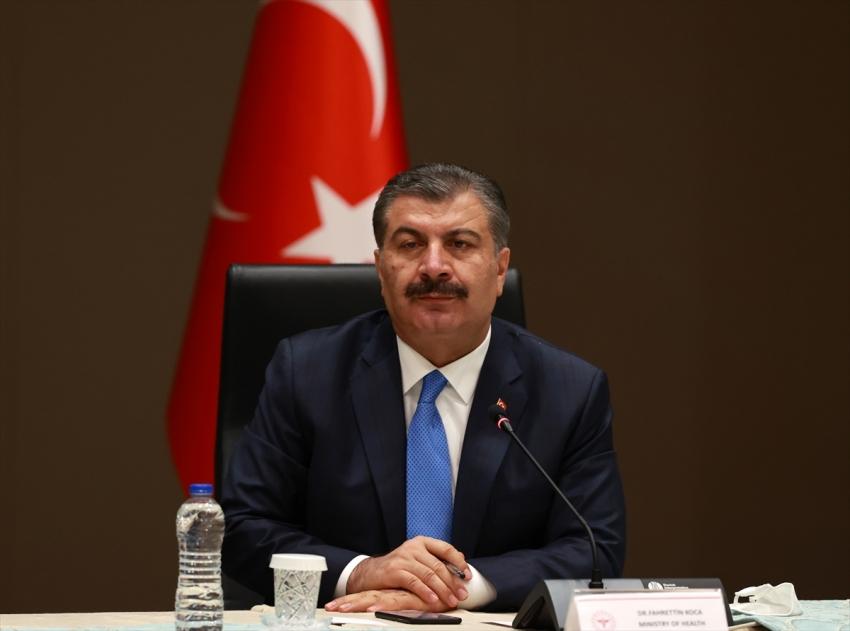 Türkiye'de koronavirüsten can kaybı 5 bin 402 oldu