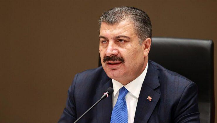 Türkiye'de koronavirüsten can kaybı 5 bin 563 oldu