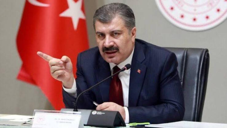 Türkiye'de koronavirüsten can kaybı 5 bin 934 oldu