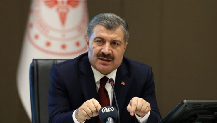 Türkiye'de koronavirüsten can kaybı 5 bin 974 oldu