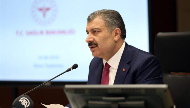 Türkiye'de koronavirüsten can kaybı 6 bin 121 oldu